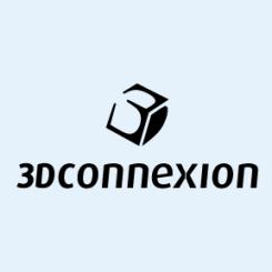 Visit 3dconnexion.com